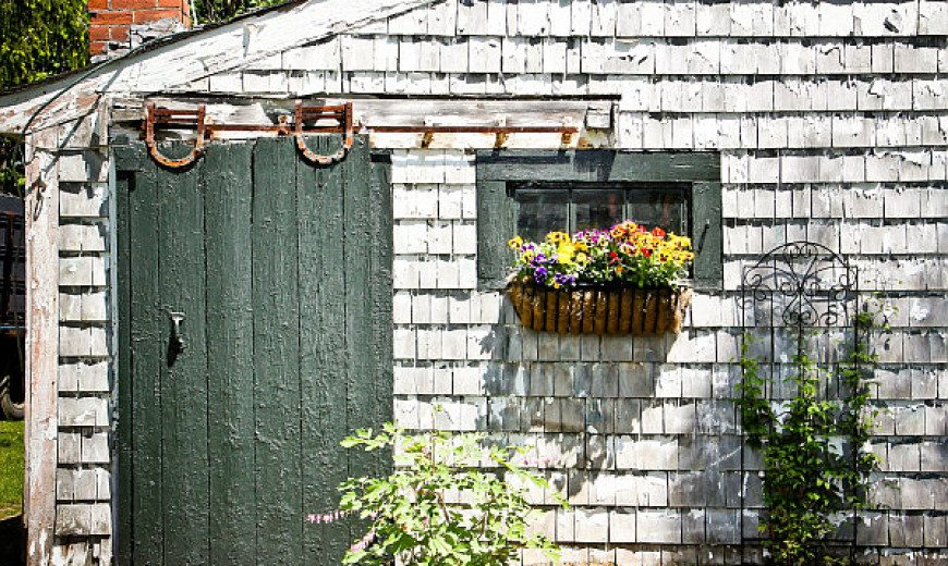 Decorating with a Vintage Farmhouse Inspiration