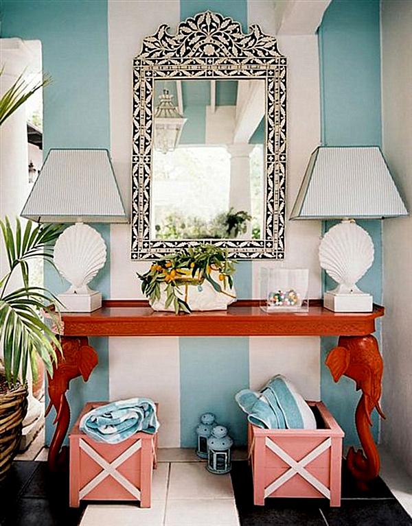 interior design entryway.png Make a Splash With Tropical Interior Design