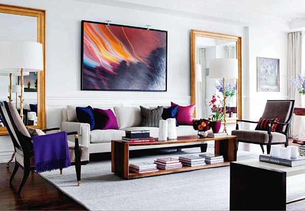 Dazzling Jewel-Toned Decor