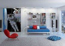 Decorating with a Space Theme