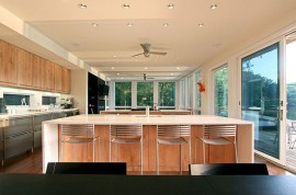 Low ceiling - kitchen design ideas