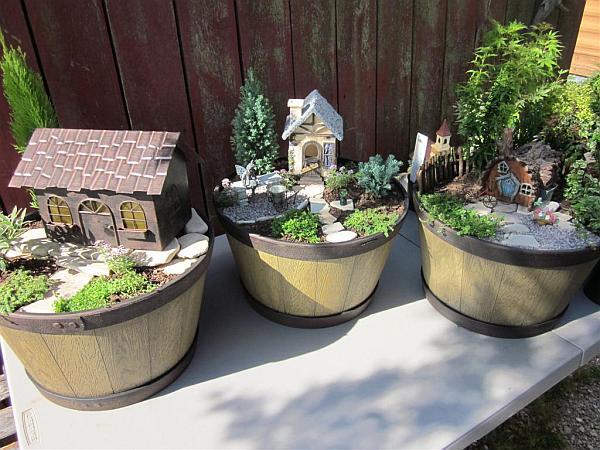 miniature fairy garden landscapes
