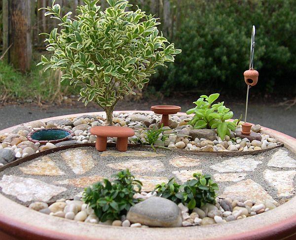 Miniature Garden Ideas For Kids how to create miniature gardens