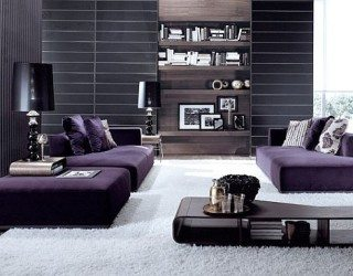 Make Your Room Pop with Purple