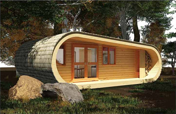 Tiny House Modern spacious modern park model tiny house 03 obnoxious site 200 Sq Ft Modern Tiny House