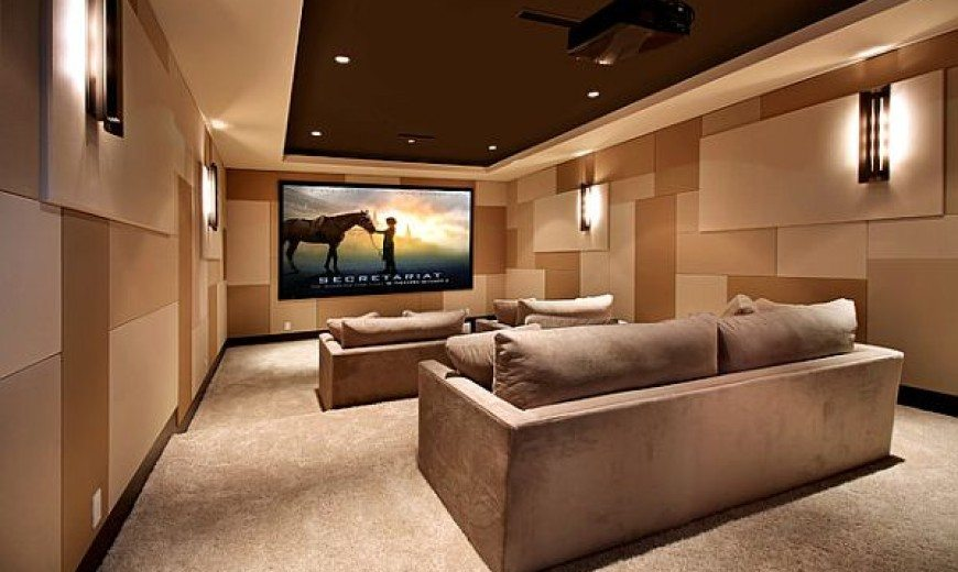 Charmant 9 Awesome Media Rooms Designs: Decorating Ideas For A Media Room