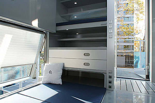 Cube Interiors Of Tiny Houses The Best In Modern Compact Living