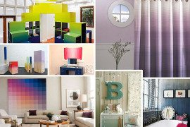 Create a Color Gradient With Ombre Design