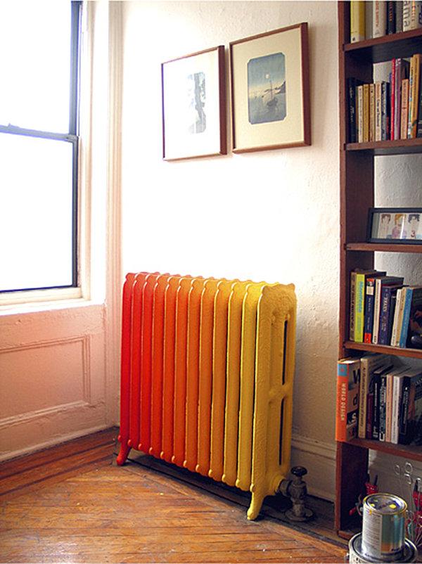 ombre-radiator