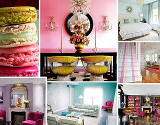 Pastel Interior Design That Takes the Cake
