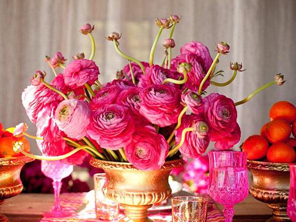 Flower power dazzling floral arrangements