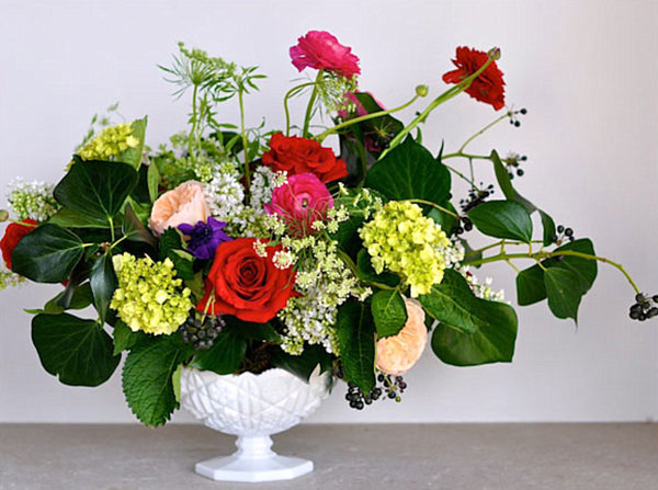 Flower Power 25 Dazzling Floral Arrangements