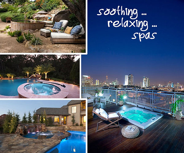 relaxing spas designs Five Relaxing Spas that Will Soothe Your Mind and Soul