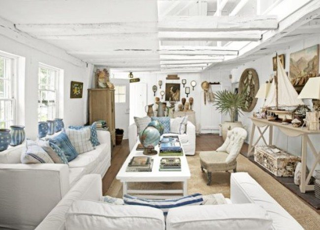 Truly unique New York home is crafted from a salvaged old schooner