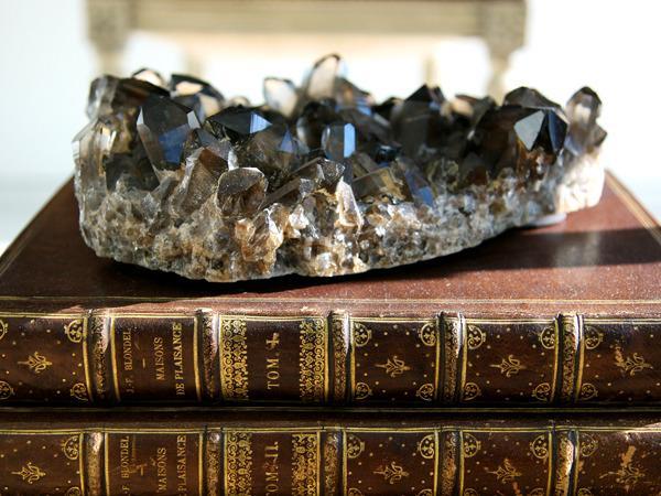 smoky-quartz-geode