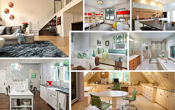 Fabulous 15 Simple Space Saving Solutions Largest Home Design Picture Inspirations Pitcheantrous