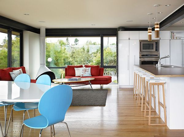 stylish-and-modern-blue-bistro-chairs