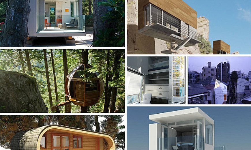 Tiny Houses: The Best in Modern Compact Living