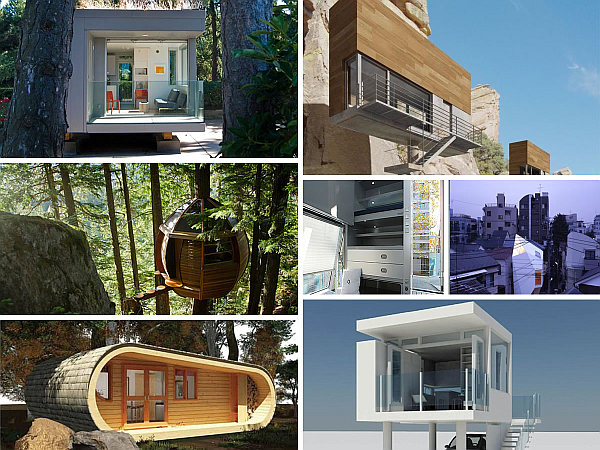 Tiny houses the best in modern compact living for Modern house definition