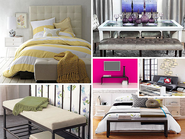 20 Unforgettable Furniture & Benches