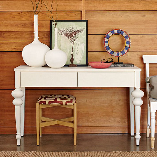 Sofa Table Decorations: Make A Stylish Statement With Console Table Decor