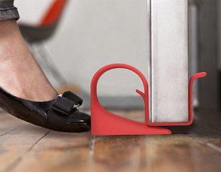 Cool Door Stopper for a Sleek Interior