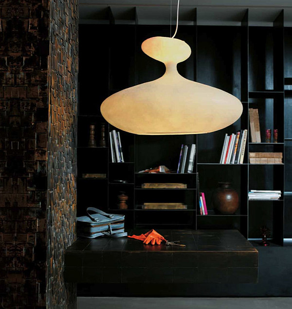 Beautiful ETA Sat Pendant Lamp for Sleek furniture designs