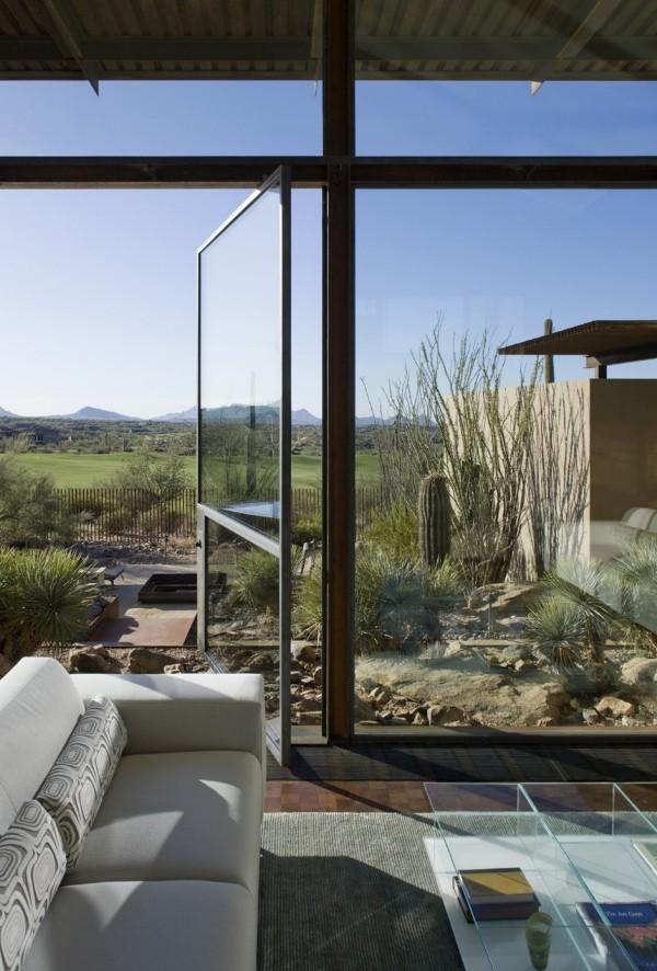 Brown-Residence-desert-inspired-living-room
