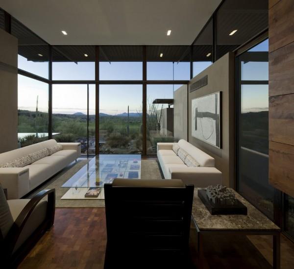 Brown-Residence-modern-living-room