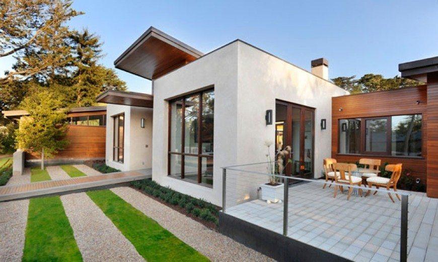 Contemporary Green Home - California 1