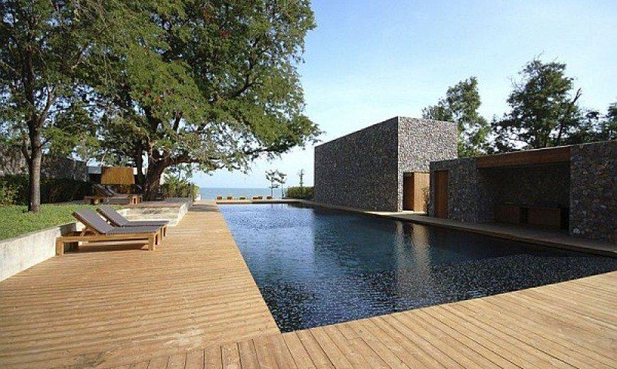 Contemporary Thailand Resort - private villa 1