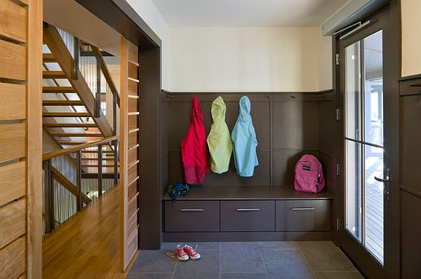 view in gallery by emerick architects - Mudroom Design Ideas