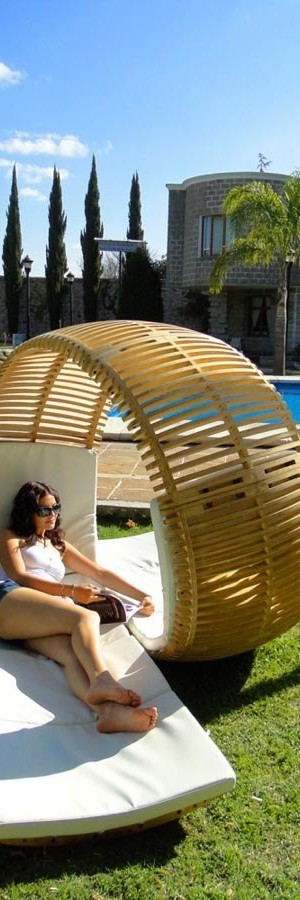 Loopita Bonita Chaise Longue 1