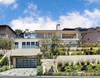 California Beach House Spells Luxury and Class