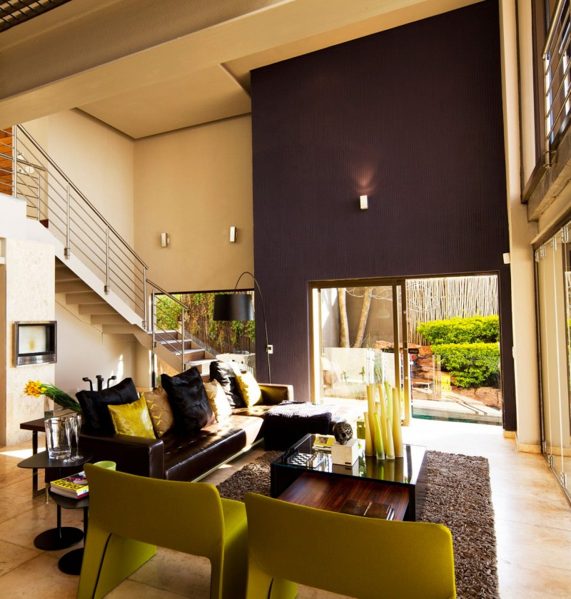 south african living room designs houses paradise south home gets a ravishing 18716