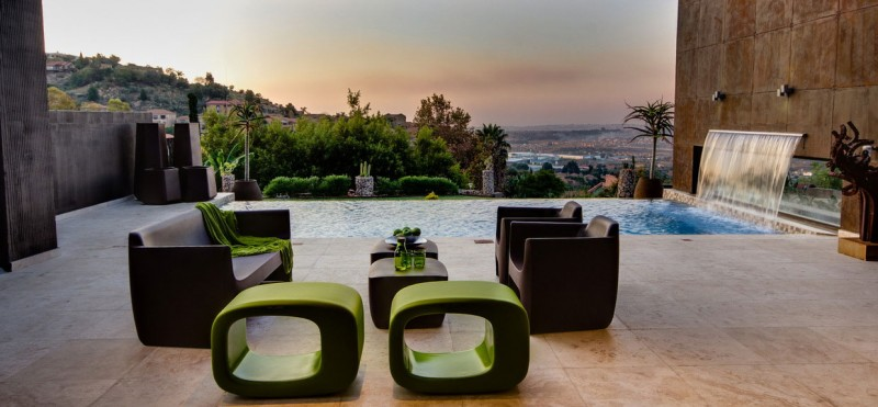 South African House Remodeling – contemporary patio furniture