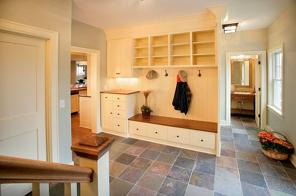 view in gallery by - Mudroom Design Ideas