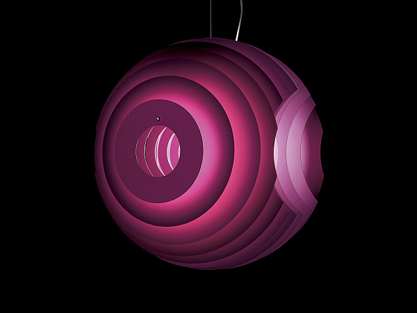 Supernova lamp by Flos