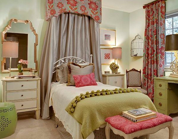Stylish Canopy Beds Inspiration For Your Bedroom