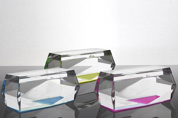 acrylic gem box