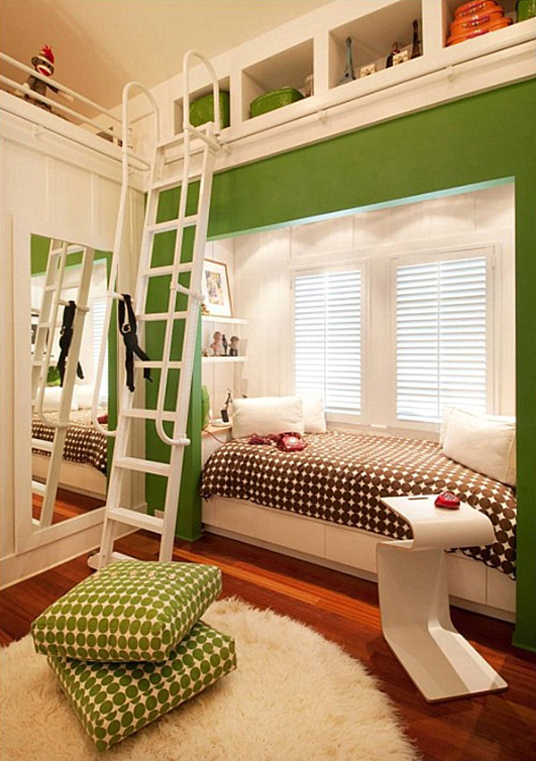 12 Cool Alcove Beds