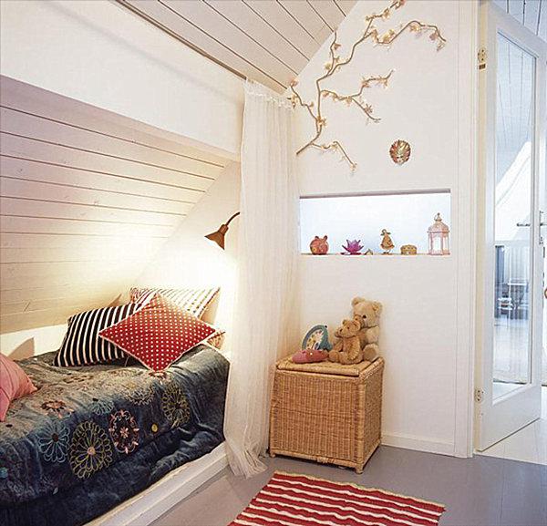 Alcove Bedroom Wooden Roundup Remodelista