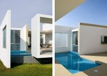 Boxed delight: Rectangular Beach House in Peru catches eye with sleek contemporary design