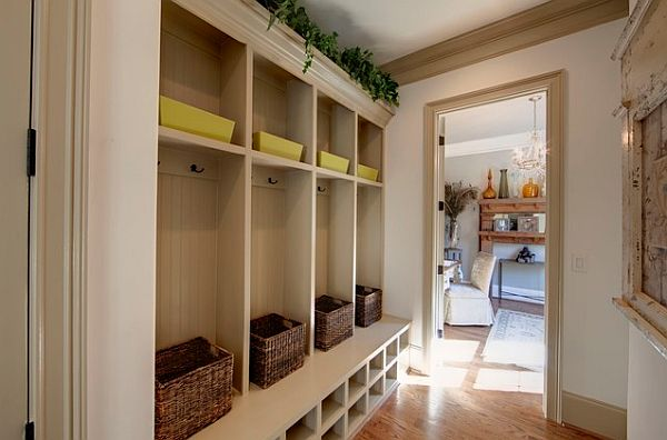 beautiful mudroom decoration decoist