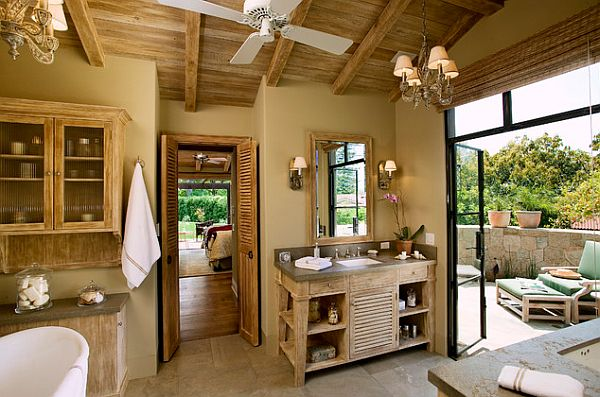 Rustic Bathroom Designs: Over The Top Inspirational Bathroom Designs