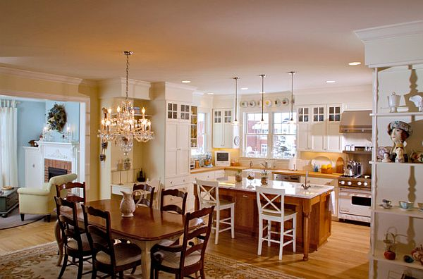 country living kitchen design