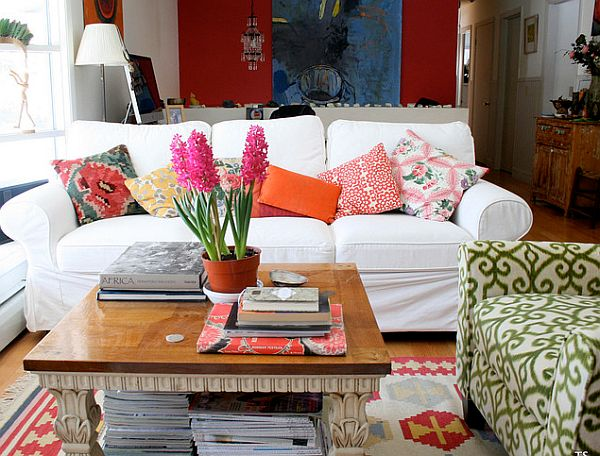 decorating-with-color-mix-of-patterns