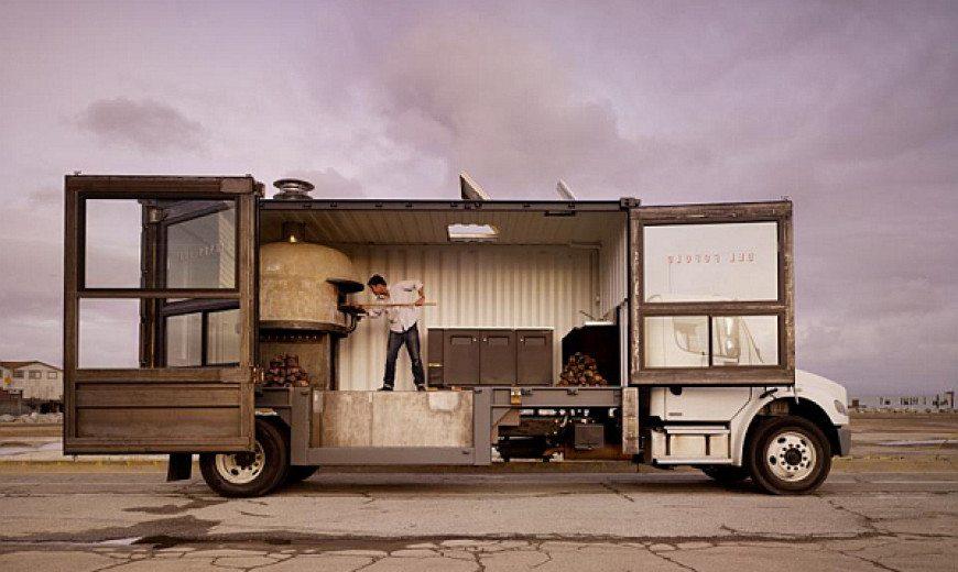 del popolo - mobile pizzeria truck 1