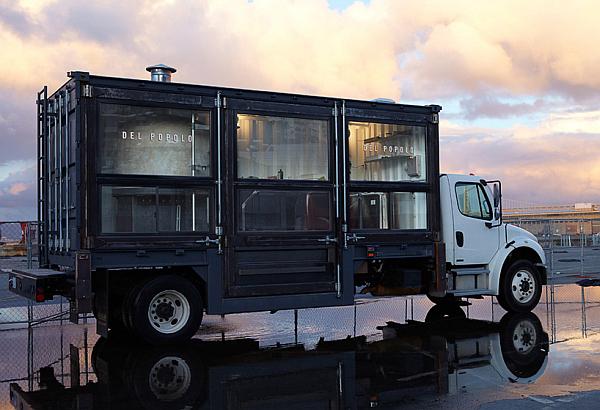del popolo – mobile pizzeria truck 7