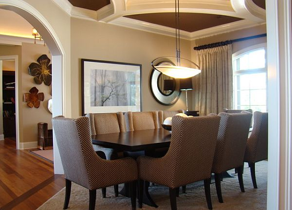 Kitchen and dining area lighting solutions how to do it for Dining room lighting ideas
